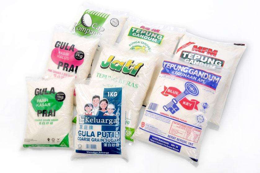 Plastic PP / PE / HD Bags