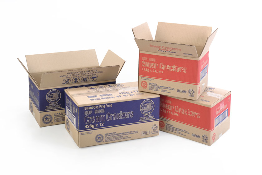 Corrugated Paper Board & Carton